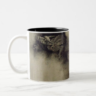 Chinese Dragon from Song Dynasty by Chen Rong Coffee Mugs