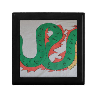 Chinese Dragon Gift Box