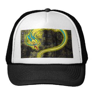 Chinese Dragon Trucker Hats
