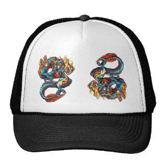 Chinese dragon hat