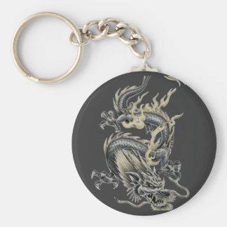 CHINESE DRAGON KEY RING