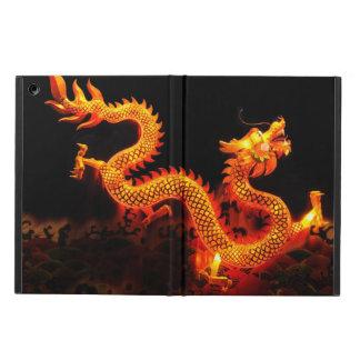 Chinese Dragon Lantern iPad Air Covers