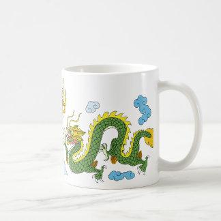 Chinese dragon (Long) Coffee Mug
