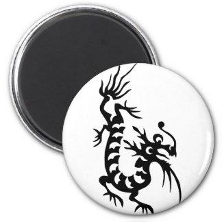 Chinese Dragon Magnet