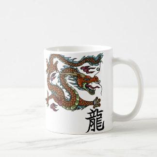 Chinese Dragon Mugs