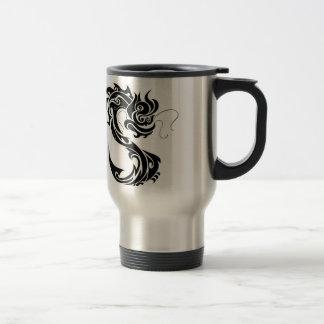 Chinese Dragon 15 Oz Stainless Steel Travel Mug