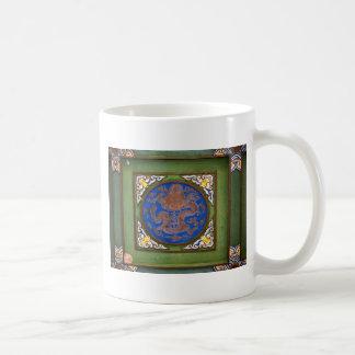 Chinese Dragon Basic White Mug