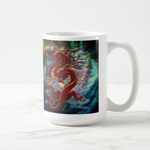 Chinese Dragon mug