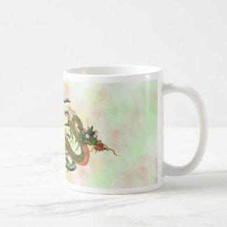 Chinese Dragon Coffee Mugs