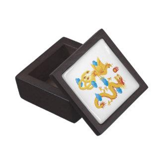 Chinese Dragon Phoenix Gift Box Premium Gift Boxes