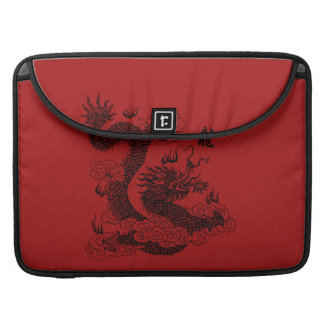 Chinese Dragon Sleeve For MacBooks
