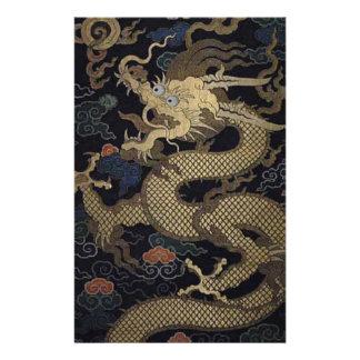 Chinese Dragon Stationery