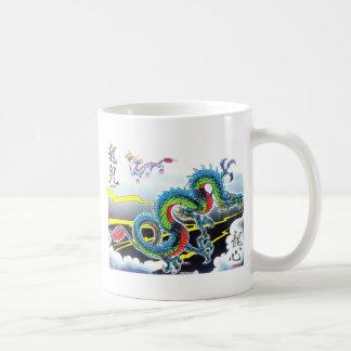 Chinese Dragon theme Coffee Mugs