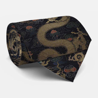 Chinese Dragon Tie