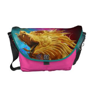 chinese dragon universe symbol messenger bag 2