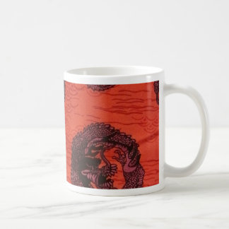 Chinese Dragons Mug