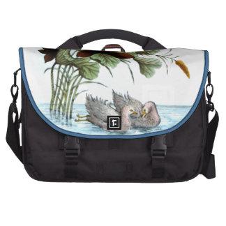 Chinese Ducks & Lotus Bags For Laptop