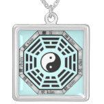 Chinese Eight Trigrams Yin-Yang Symbol Pendant