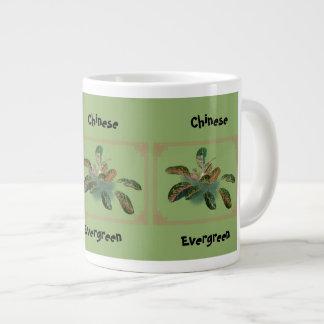 Chinese Evergreen Plant mug