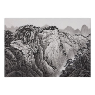 Chinese Fine art,Traditional Chinese Poster