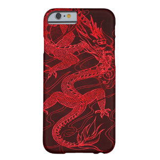 Chinese Fire Dragon Barely There iPhone 6 Case