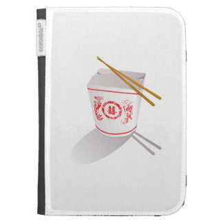 Chinese Food Kindle 3G Cover