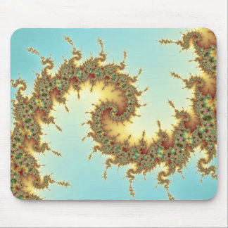 Chinese - Fractal Mousepad