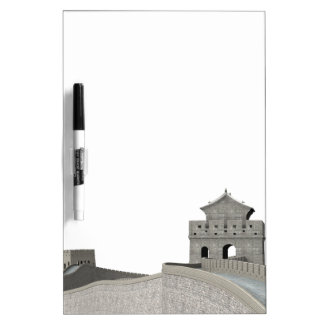 Chinese Great wall Dry-Erase Board