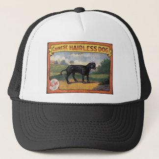 Chinese Hairless Dog Trucker Hat