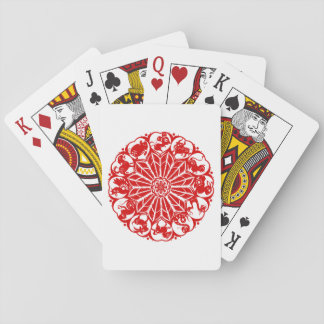 Chinese Horoscope playing cards