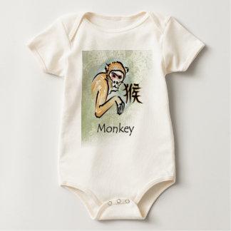 CHINESE HOROSCOPES BABY BODYSUIT