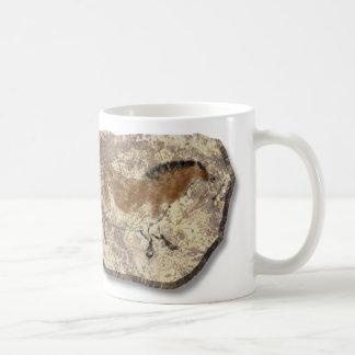 Chinese Horse stone mug