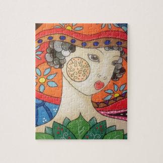 Chinese Jigsaw Puzzle