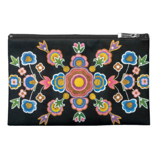 Chinese Kazakh Design 06 Travel Accessory Bag