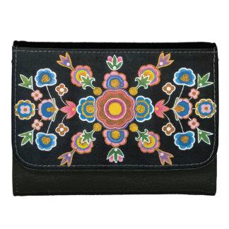 Chinese Kazakh Design 06 Wallets For Women