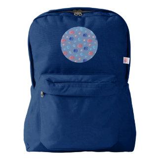 Chinese Lanterns Backpack