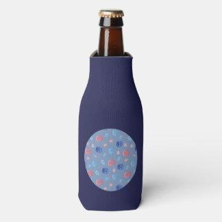 Chinese Lanterns Bottle Cooler