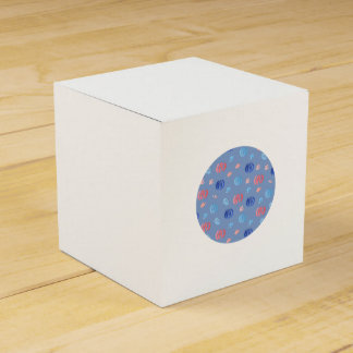 Chinese Lanterns Classic Favor Box