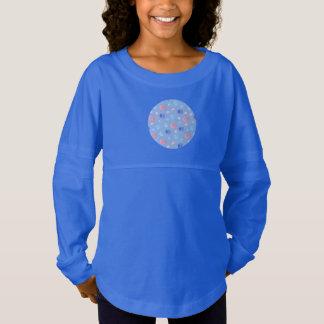 Chinese Lanterns Girls' Spirit Jersey T-Shirt