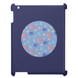 Chinese Lanterns Glossy iPad Case