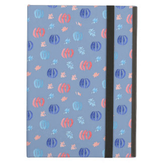 Chinese Lanterns iPad Air Case with No Kickstand