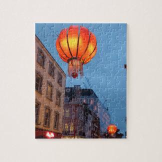 Chinese Lanterns Jigsaw Puzzle