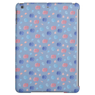 Chinese Lanterns Matte iPad Air Case