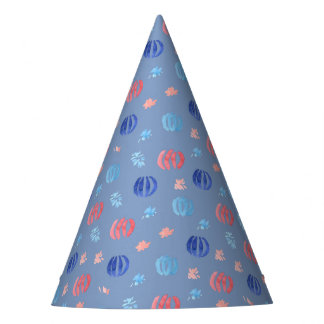 Chinese Lanterns Party Hat