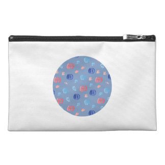 Chinese Lanterns Travel Accessory Bag