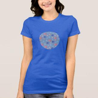 Chinese Lanterns Women's Favorite Jersey T-Shirt
