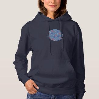 Chinese Lanterns Women's Hooded Sweatshirt
