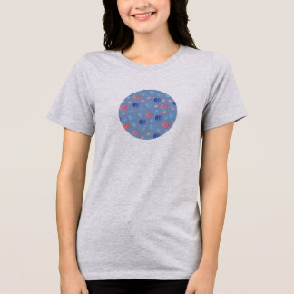 Chinese Lanterns Women's Relaxed Fit T-Shirt