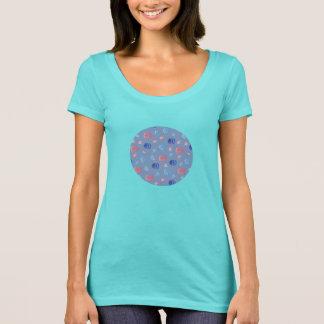 Chinese Lanterns Women's Scoop Neck T-Shirt