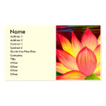 Chinese Lotus Water Lily Flower Art - Multi Business Cards